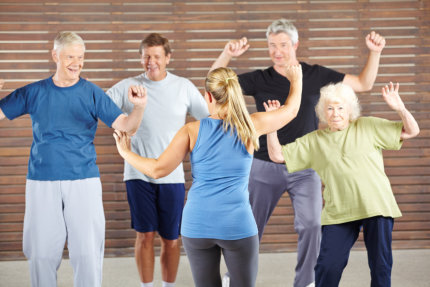 How Exercise Can Help Patients with Dementia