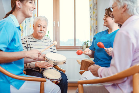 Can Music Help Patients with Dementia?